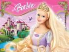 Taçlı Güzel Barbie