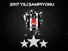 2017 Şampiyonu Beşiktaş