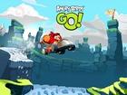 Angry Birds Go Yapbozu