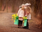 Arkadaşlık ve Sarı Laleler