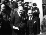 Atatürk Yurt Gezisinde