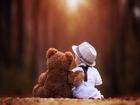 Ayıcığın Sevimli Arkadaşı