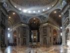 Aziz Petrus Bazilikası, İtalya Yapbozu