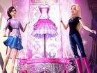 Barbie Defile İçin Hazırlanıyor