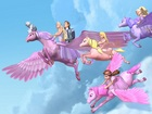 Barbie Pegasus İle Uçuyor