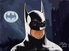 Batman 100 Parça Yapbozu