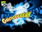 Ben10 Ghostfreak Yapbozu