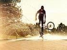 Bisiklet ile Akrobasi