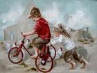 Bisikletle Bir Tur Atsam