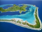 Bora Bora, Tahiti Yapbozu