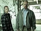 Breaking Bad-Walter White, Jesse Pinkman