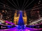 Budapeşte Noel Pazarı