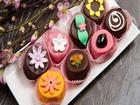 Çikolatalı Kek Lokmaları