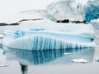 Çizgili Buzdağları-Antartika Yapbozu