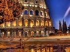 Colosseum,Roma-İtalya Yapbozu