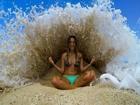 Dalgalara Karşı Yoga Yapbozu