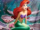 Deniz Kızı Ariel Yapbozu
