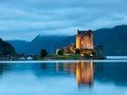 Eilean Donan Kalesi-İskoçya Yapbozu