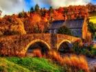 Eski Köprü ile Ev Yapbozu