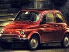 Eski Model Fiat 500 Yapbozu