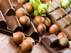 Fındık ve Çikolata Yapbozu