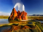 Fly Geyser, Nevada Yapbozu