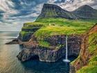 Gasadalur, Faroe Adaları Yapbozu