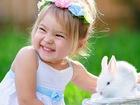 Gülümseyen Tatlı Kız