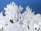 Harbin Kar ve Buz Festivali