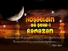 Hoşgeldin Ramazan Yapbozu
