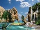 İlginç Tropik Ada Yapbozu