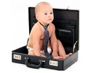 İş Adamı Bebek Yapbozu
