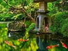 Japon Bahçesi Yapbozu