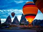 Kapadokya Balon Turu Yapbozu