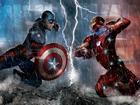 Kaptan Amerika-Kahramanların Savaşı Yapbozu