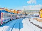 Kars - Doğu Ekspresi Yapbozu