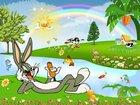 Keyifli Bugs Bunny Yapboz
