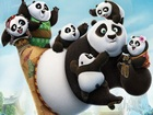 Kung Fu Panda 3 Yapbozu