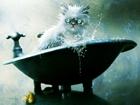 Küvetteki Pişman Kedi Yapbozu