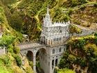 Las Lajas Sanctuary-Kolombiya