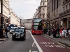 Londra Sokakları Yapboz Oyunu