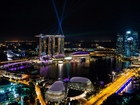 Marina Bay Sands Oteli-Singapur
