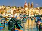 Marsaxlokk, Malta Yapbozu