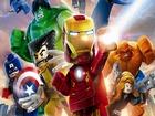 Marvel Kahramanları Legoları