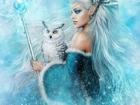 Mavi Elf Yapbozu