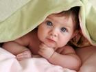 Mavi Gözlü Bebek