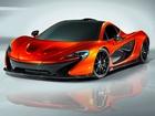 McLaren P1 Concept Yapbozu