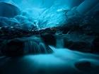 Mendenhall Buz Mağaraları Yapbozu