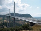 Millau Creissels Köprüsü, Fransa