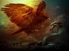 Mistik Kuş ve Kobranın Savaşı